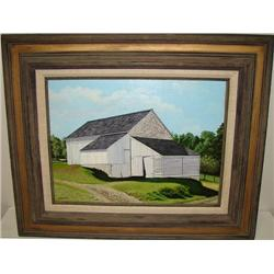 Schmidt Pennsylvania Painting