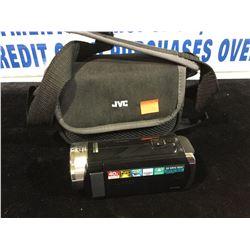 JVC AVCHDCamcorder w/ Case