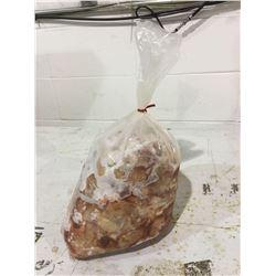 Bulk Pack 10lbs bag of split chicken wings