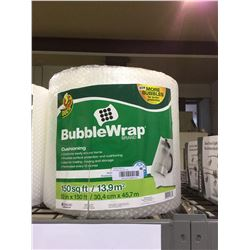 """Duck Bubble Wrap Cushioning (12"""" x 150')"""