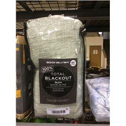 "Design Solutions Total Blackout Grommet Top Panel (50"" x 95"")"