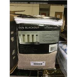 """Total Blackout Grommet Panel (50"""" x 84"""")"""
