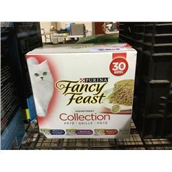 Purina Fancy Feast Wet Cat Food (30x 85g)