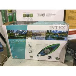 Intex Challenger K1 One-Person Kayak (9' x 2' 6 )