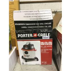 Porter Cable 5 Gallon Wet/Dry Vacuum