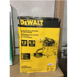 Dewalt 12 Gallon Portable Dry/Wet Vacuum