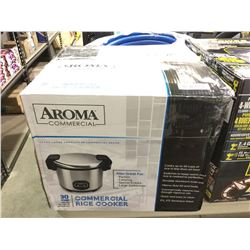 Aroma Commercial 30 Cup Rice Cooker