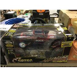 Power Drive Indoor/Outdoor R/C Rock Climber Vehicle