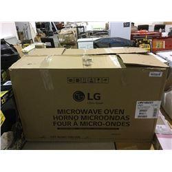 LG Microwave Oven - Model: LMV1852ST (Retailer Return)