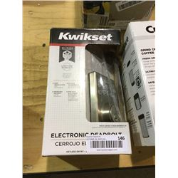 KwiksetElectronic Deadbolt