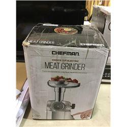 Chefman Electric Meat Grinder
