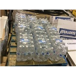 Lot of 9 Cases of Natural Spring Water