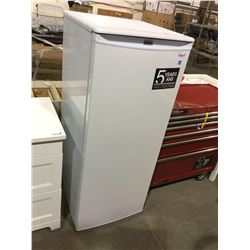 Danby Premiere 8.5 cu. ft. Upright Freezer - Model: DUFM085A3WP NEW FREIGHT CLAIM, SCUFF /DENT
