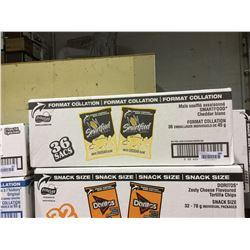 Case of Smartfood Cheddar Popcorn (36 x 45g)