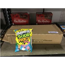 Case of Maynards Sour Patch Kids Tropical (12 x 185g)