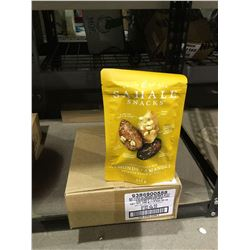 Case of Sahale Snacks Honey Glazed Almond Mix (6 x 113g)