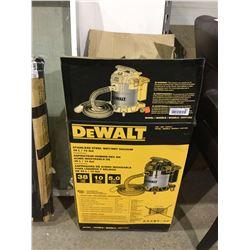 Dewalt Stainless Steel 10 Gallon Wet/Dry Vacuum