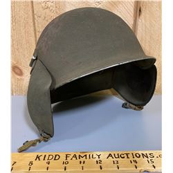 MILITARY HELMET WITH EAR PROTECTION