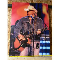 LOT OF 4 CALGARY STAMPEDE COUNTRY SINGER POSTERS