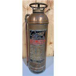 GUARDENE BRASS/COPPER FIRE EXTINGUISHER