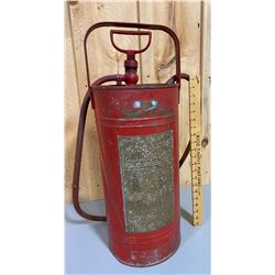 GUARDIAN 5 GAL VINTAGE FIRE EXTINGUISHER