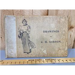 1896 - DRAWINGS BY CHARLES DANA GIBSON