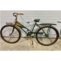 1950's COLUMBIA BICYCLE WITH HEADLAMP