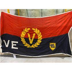 """48"""" X 94"""" LINEN FLAG"""