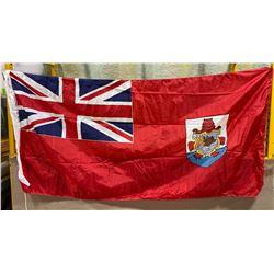 BERMUDA FLAG - 3' X 6' SILK