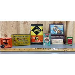 LOT OF VINTAGE HOUSEHOLD COLLECTIBLES