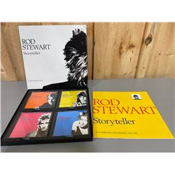 ROD STEWART 'STORYTELLER' 4 CD SET