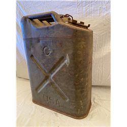 US MILITARY JERRY CAN