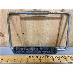 FORD / MONARCH LICENCE PLATE HOLDER