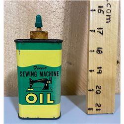 VINTAGE SEWING MACHINE OILER