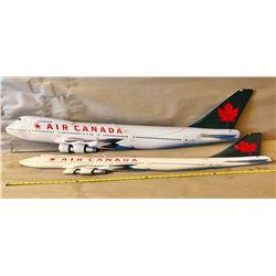 AIR CANADA (303) CARDBOARD AIRPLANE CUT OUTS