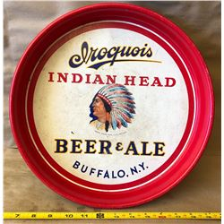 VINTAGE IROQUOIS BEER TRAY
