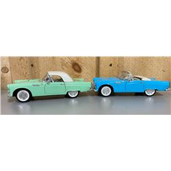 LOT OF 2 DIECAST CLASSIC VEHICLES - NO BOXES