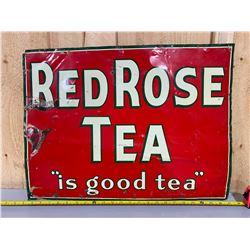 RED ROSE SST SIGN