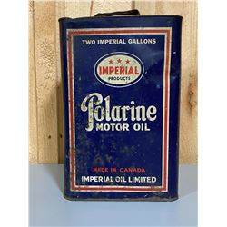 IMPERIAL OIL 2 GAL OIL CAN