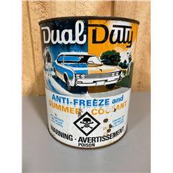 DUAL DUTY 1 GAL ANTI-FREEZE CAN