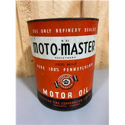 MOTO-MASTER 1 GAL OIL CAN