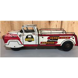 MARX TIN DELIVERY TRUCK