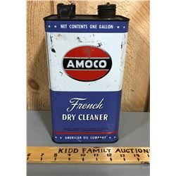 AMOCO DRY CLEANER FLUID - 1 GAL SIZE