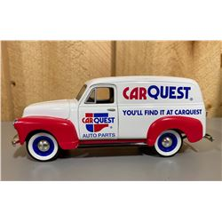 CAR QUEST DIECAST TOY DELIVERY VAN