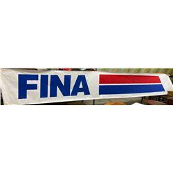 FINA BANNER - 3' X 20'