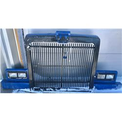 WESTERN STAR TRUCK GRILL - WIRED WALL HANGING