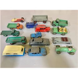 MISC LOT OF DINKY TOYS
