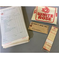 WHITE ROSE COLLECTIBLES - SHAMMY, ETC