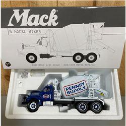 FIRST GEAR MACK B MODEL MIXER - 1/34 S
