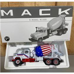 FIRST GEAR MACK R MODEL MIXER - 1/34 S